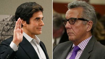 David Copperfield illusion revealed in court