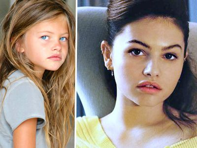 'Most beautiful girl in the world' Thylande Blondeau stars in stunning new shoot
