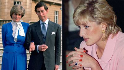 Diana, Princess of Wales' engagement ring
