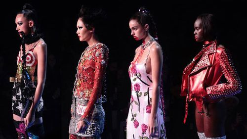 Discount Universe puts fans first at Mercedes-Benz Fashion Week show