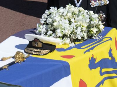 Prince Philip is laid to rest