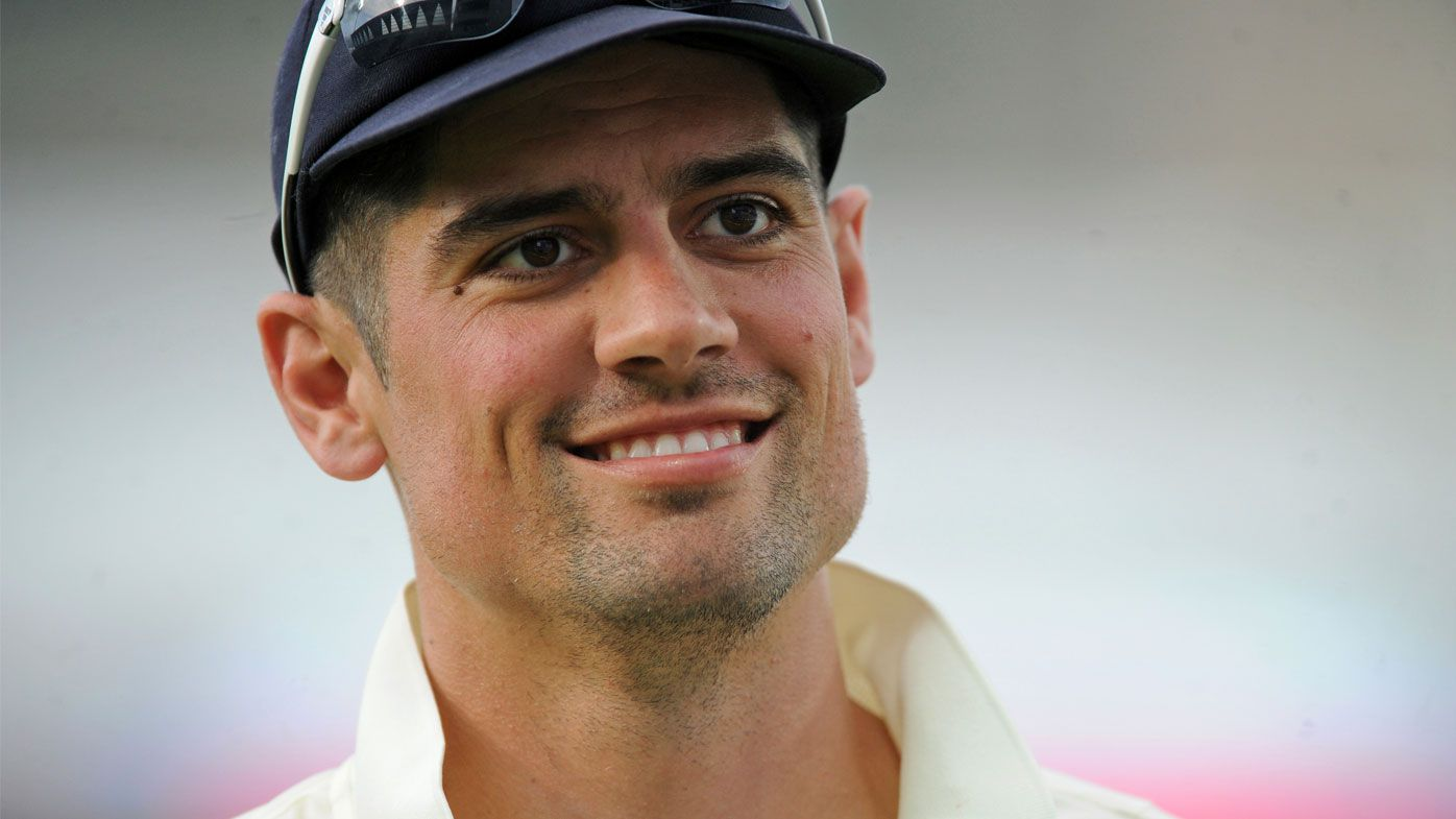 England batsman Alastair Cook cried telling team he's set to retire