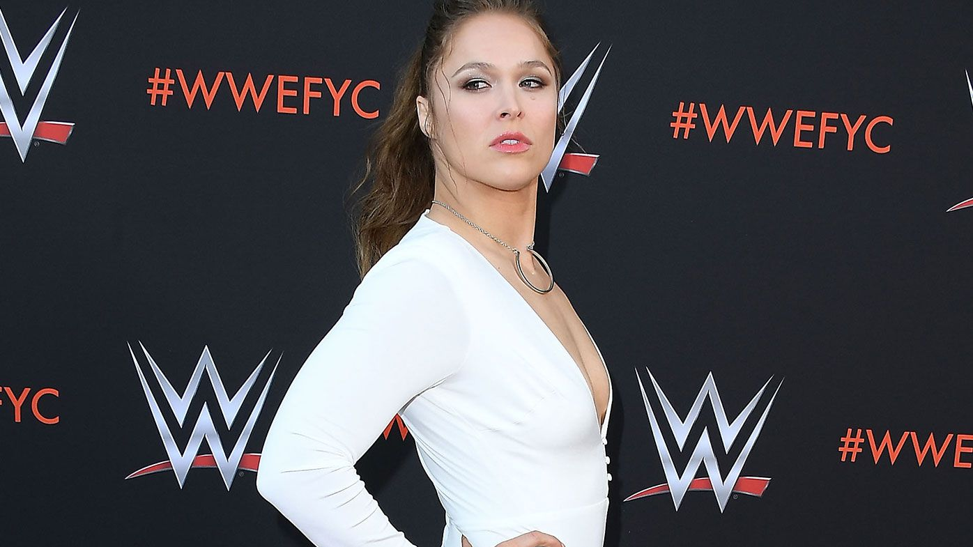 WWE superstars turn on Ronda Rousey following 'fake' comments