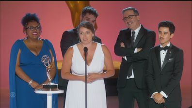 Emmys 2021, Last Week Tonight with John Oliver, Adam Driver