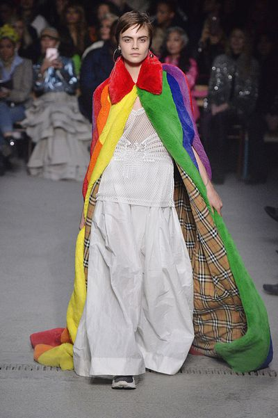 Burberry A/W '18, London Fashion Week