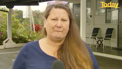 Sharen Gordon said she doesn't understand why she was refused entry as she lives on an acreage, a short drive over the Queensland border.