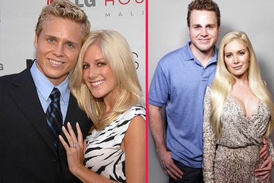 'Speidi' (Heidi Montag and Spencer Pratt), who shot to fame on <i>The Hills</i>, were once considered the most annoying reality star couple ever. Their love of attention-grabbing antics, set-ups and Heidi's over-the-top plastic surgery transformation garnered them a lot of fame - which they then lost. The pair have married, split and got back together and spent all the money they earned from <i>The Hills</i> in a flash.<br/><br/>Lately, the've together appeared on <i>I'm A Celebrity Get Me Out Of Here</i> and <i>Celebrity Big Brother (UK)</i>.