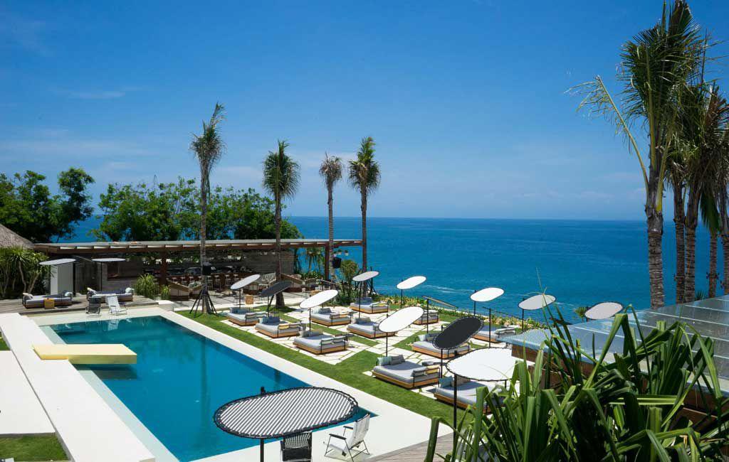 Ulu Cliffhouse, Uluwatu: Bali's best beach clubs