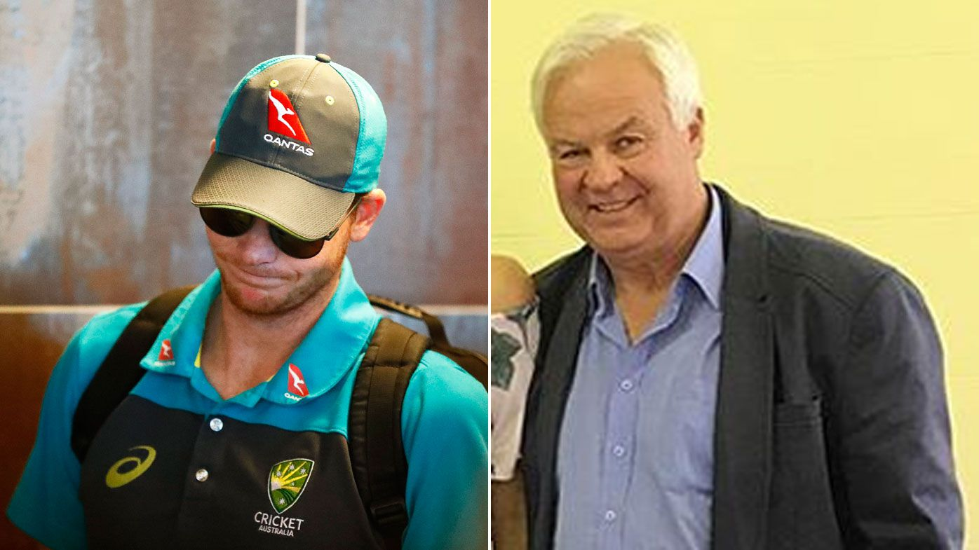 Ball tampering crisis: Steve Smith's father stands by son amid controversy