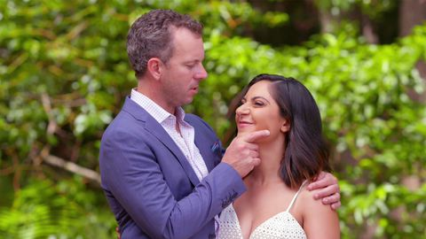 Simon and Alene on Married At First Sight