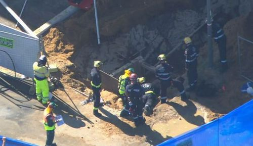 Ryan died after being trapped in a concrete trench at a site in Mosman Park, after a water main burst and filled the pit.