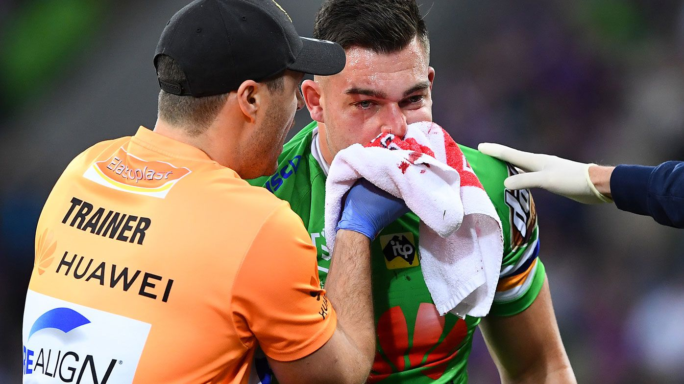 NRL: Canberra could lose three ahead of preliminary final