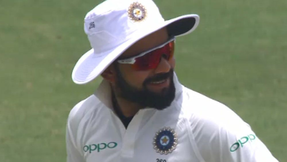 India captain Virat Kohli makes huge DRS blunder against South Africa at Centurion