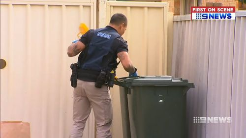 They are urging anyone with information to contact police. Picture: 9NEWS