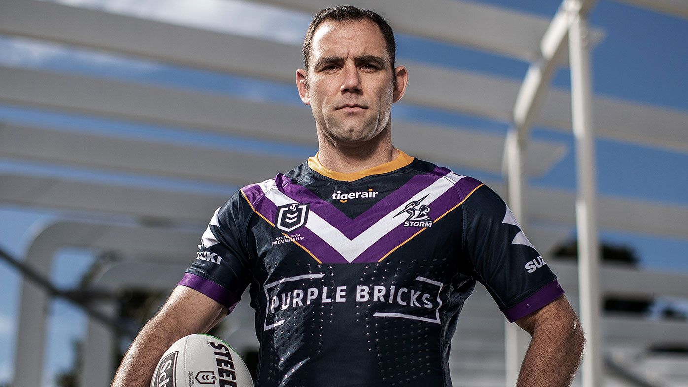 Cameron Smith to make call on NRL future by Christmas