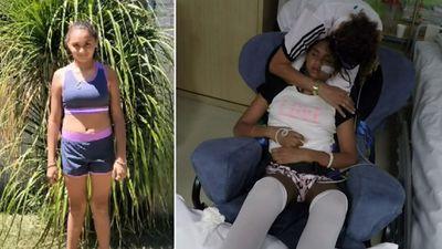 Danisha's miracle recovery