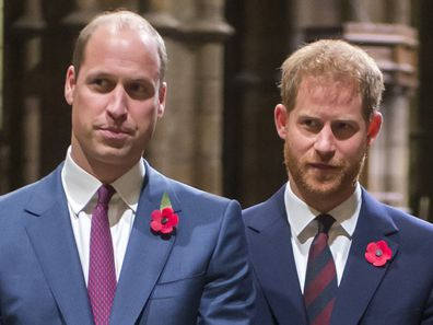 William and Harry's feud ended weeks ago
