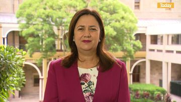'It can happen at any time': Queensland Premier's border warning