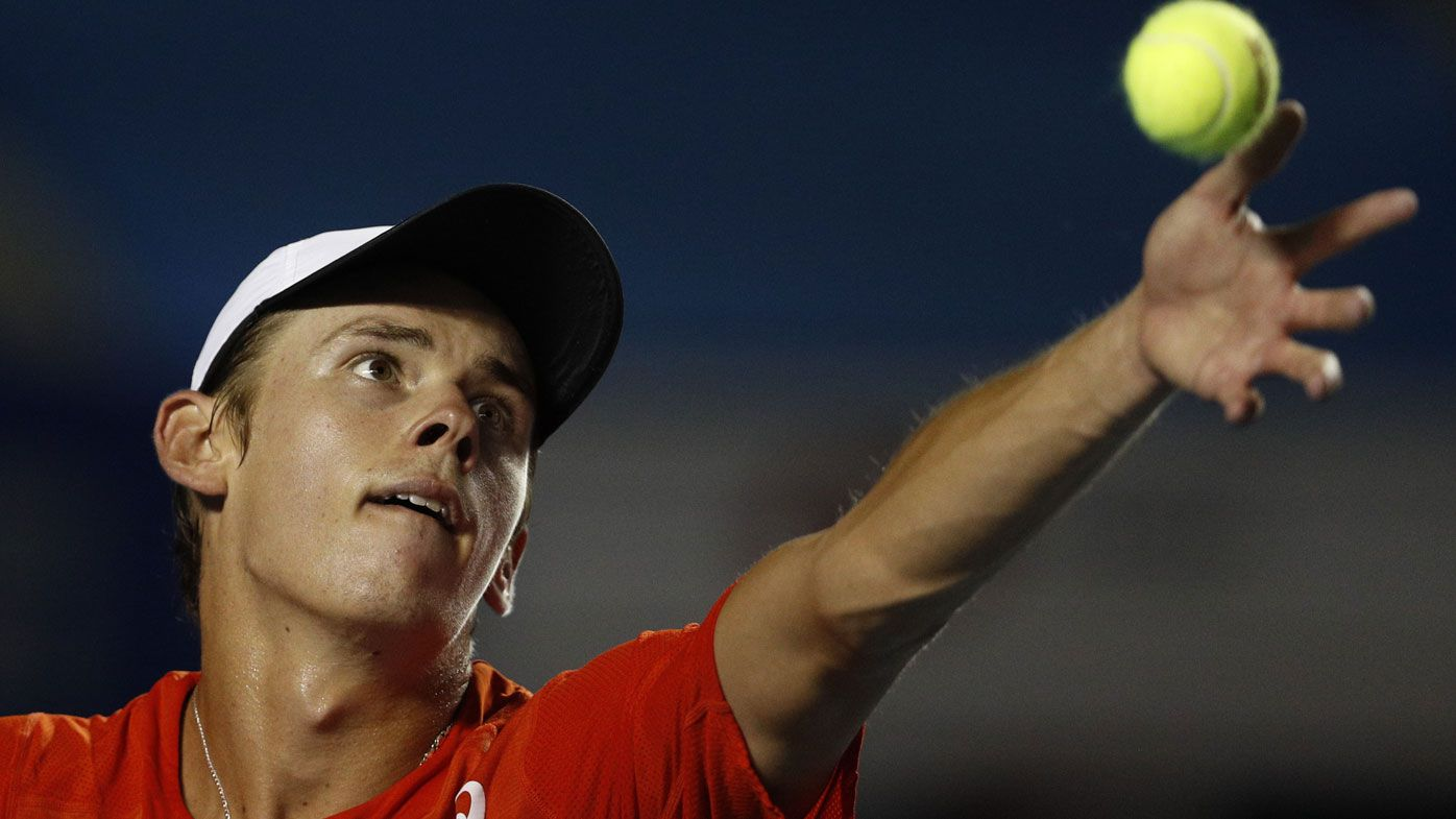Alex De Minaur crashes out of ATP Indian Wells Masters 1000 tournament
