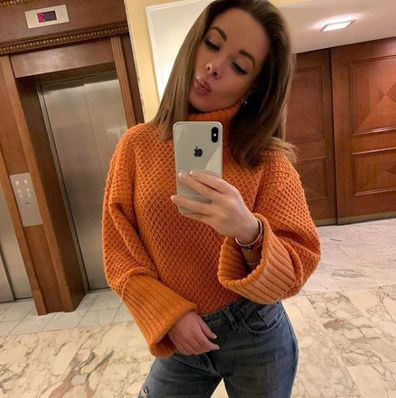 Russian instagram influencer Ekaterina Karaglanova was reportedly found dead in a suitcase in her apartment.