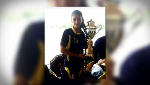Nitisha Negi was swept out to sea at Glenelg Beach just eight days ago.