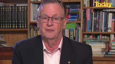 Infectious diseases expert Professor Peter Collignon said two factors are giving NSW an advantage.
