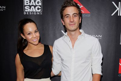 That impressive CV helped him score a hottie! Ryan has been dating <i>Dance Academy</i> star Dena Kaplan on and off since 2011.<br/><br/>Image: Ryan and Dena at the Kardashian Handbag Collection launch in November 2011 / Getty