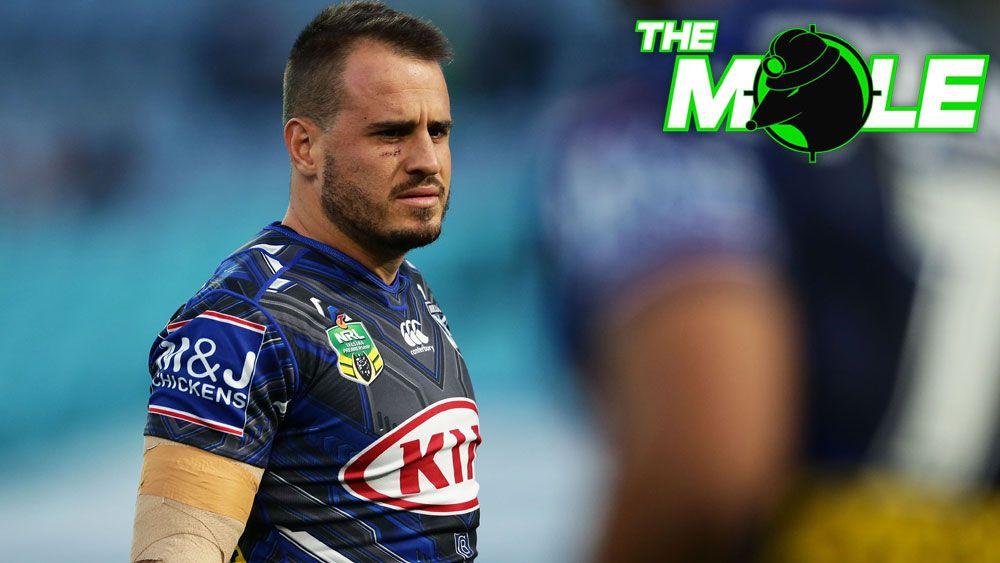 The Mole: Canterbury five-eighth's Josh Reynolds exit at heart of Bulldogs problem