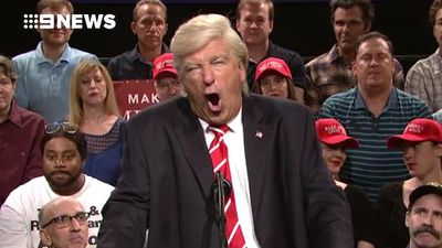 'Trump' returns to SNL for Phoenix rally sketch