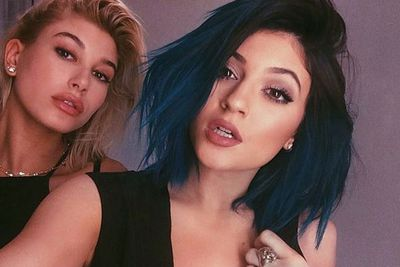 @kyliejenner: my pretty
