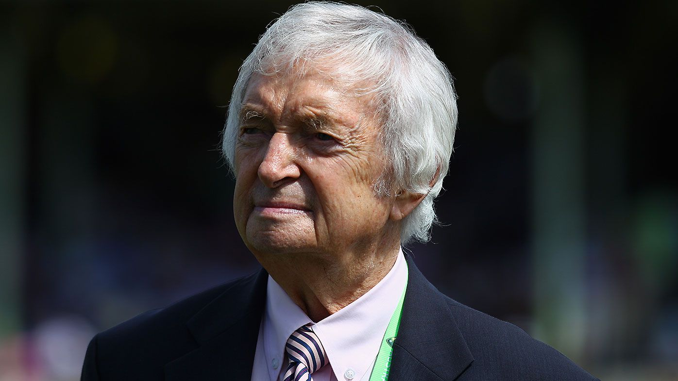 'Never spoke unless he had something to say': Remembering Richie Benaud five years on