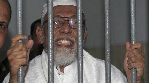Radical cleric Abu Bakar Bashir makes bid for freedom