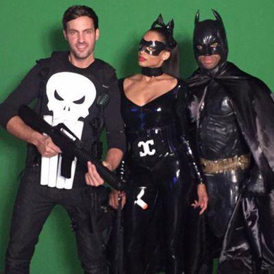 Jeff Dye, Ciara and her boyfriend Russell Wilson