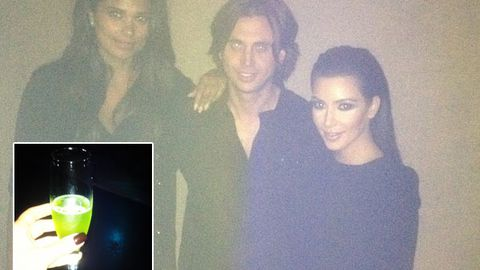 Surprise: No one attends Kim Kardashian's political convention after-party