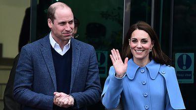 Duke and Duchess in Ireland