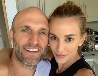 Chris and Bec Judd engaged and married