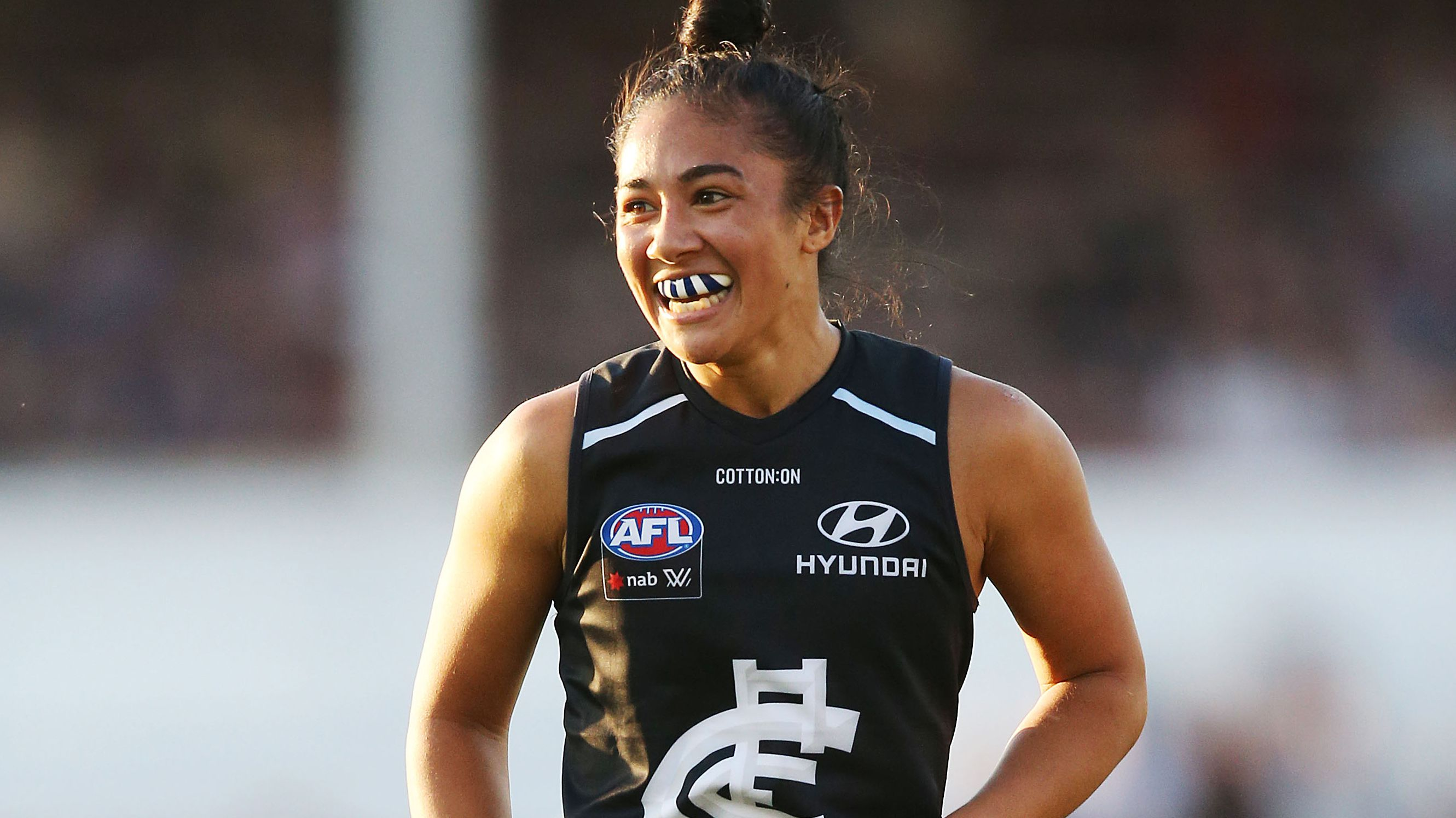 Darcy Vescio reveals how AFLW has changed things for next generation