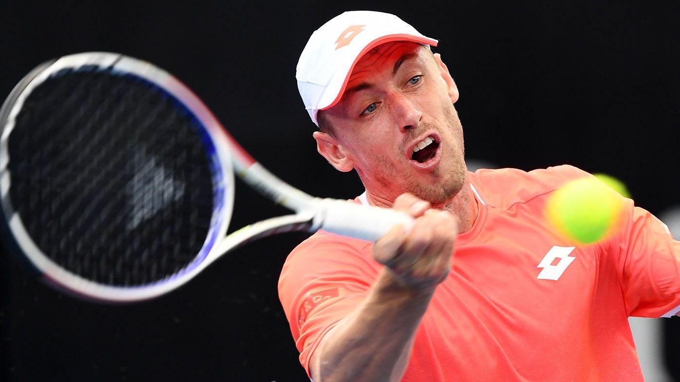 John Millman says Australian Open balls 'are really s--t'