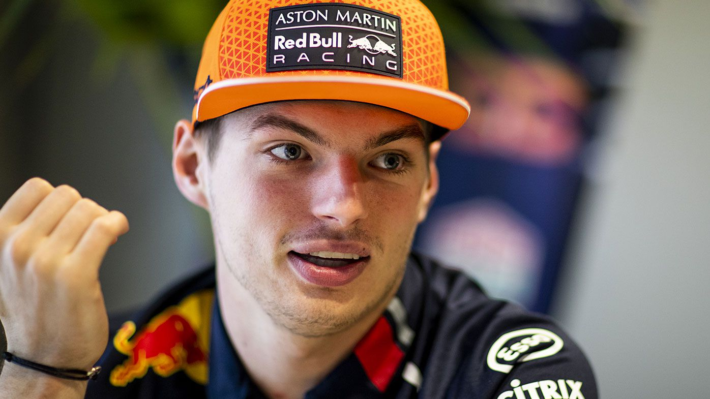 Max Verstappen of Netherlands and Red Bull Racing
