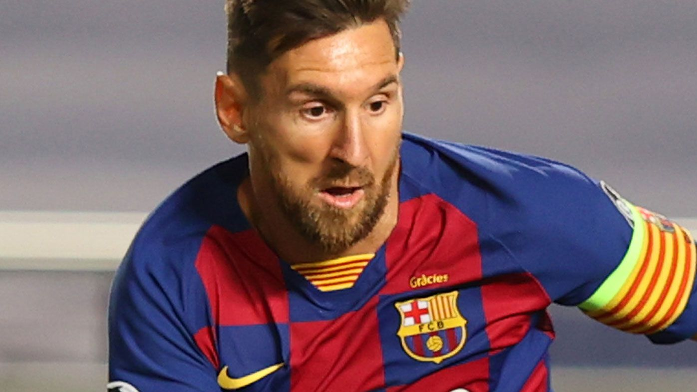 Barcelona will stand in Lionel Messi's way as megastar tries to leave Spanish club