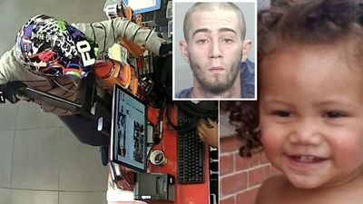 Extra jailtime for robber who mowed down toddler in backyard