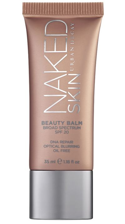 "<a href=""http://mecca.com.au/urban-decay/naked-skin-beauty-balm/V-021081.html"" target=""_blank"">Naked Skin Beauty Balm, $51, Urban Decay</a>"