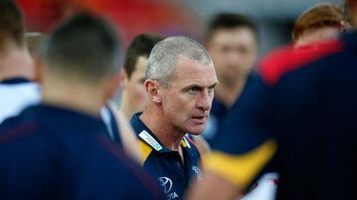 Adelaide Crows to name interim coach after Walsh death