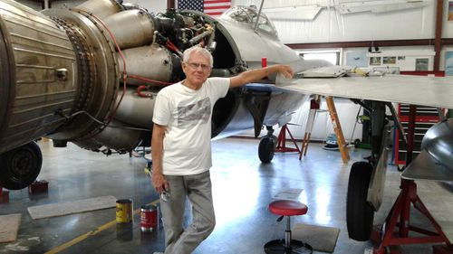 Former General Motors engineer and US Navy officer Jon Blanchette, the owner of what is claimed to be the world's only airworthy MiG-17PF jet fighter, has put his one-of-a-kind aircraft up for sale.