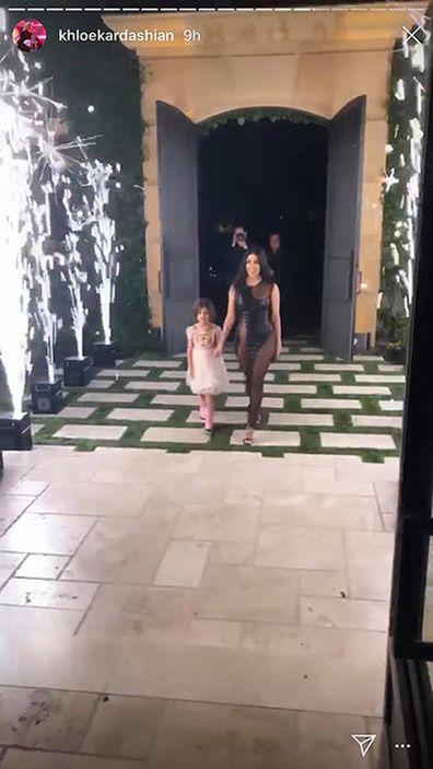 Inside Kourtney Kardashian's star-studded 40th birthday bash