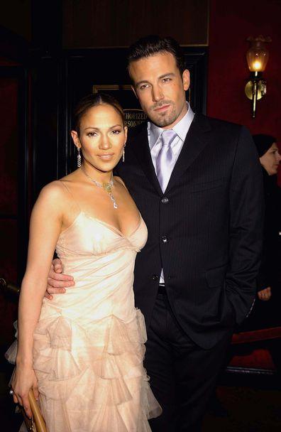 Jennifer Lopez and Ben Affleck have taken a trip to the Hamptoms.