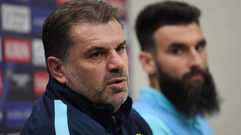 'I'm an outsider': Ange Postecoglou hits back at media doubters