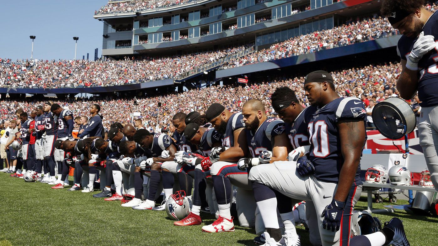 NFL players to fine players who kneel during national anthem
