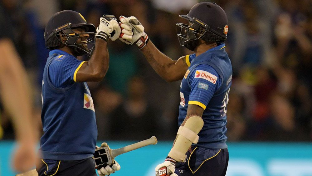 Sri Lanka win off last ball in MCG T20