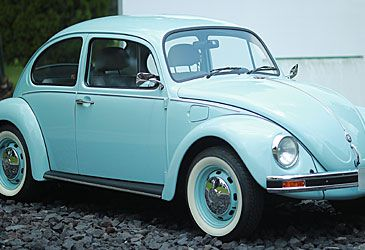 Daily Quiz: Which Nazi commissioned the Volkswagen Type 1?
